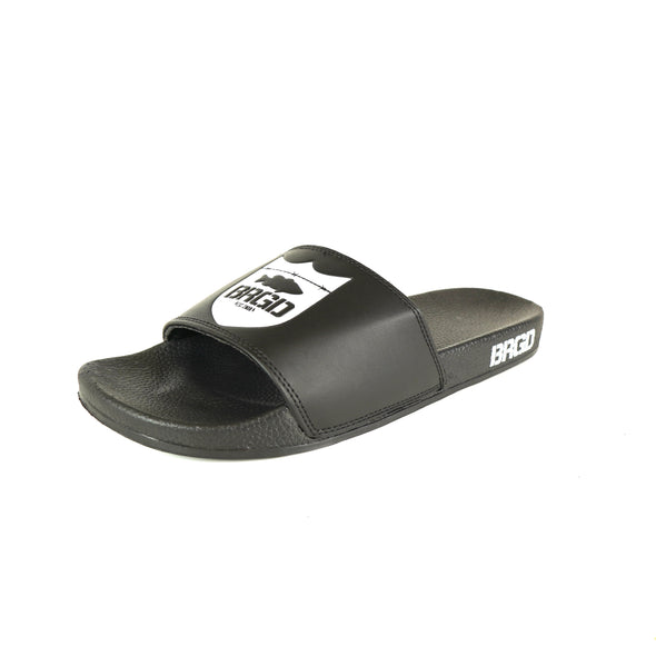 Shield Logo Slide Sandals