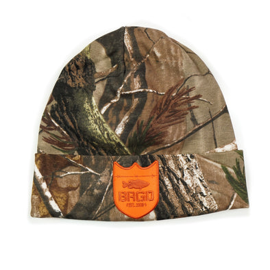 Shield Logo Realtree Knit Beanie - All Purpose