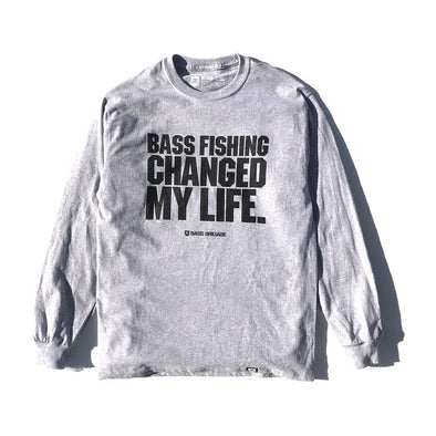 MY LIFE LS TEE - ATHLETIC HEATHER