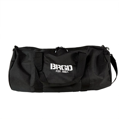 Bass Brigade Duffle Bag - Black