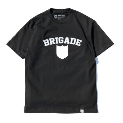 Bold Shield Tee - Black