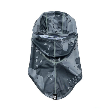 Lake Camo UV Cut Balaclava - Lake Camo Green