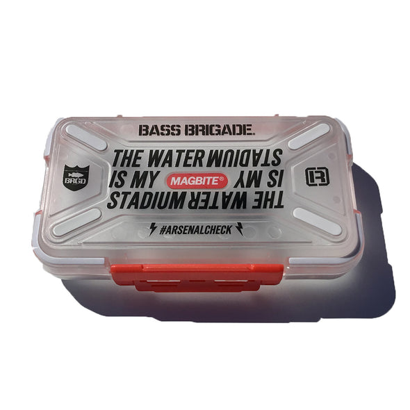 BRGD x MAGBITE MAGTANK XL Stadium - Clear Case