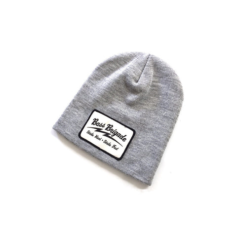 Bass Brigade SHSF Heavyweight Knit Cap - Grey