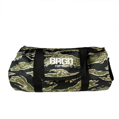 Bass Brigade Duffle Bag - Tiger Camo
