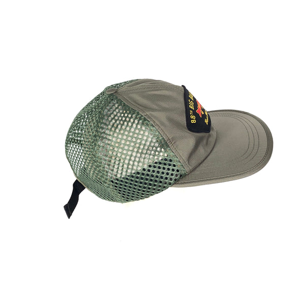 88TH BIG BAIT DIVISION PERFORMANCE MESH HAT - OLIVE