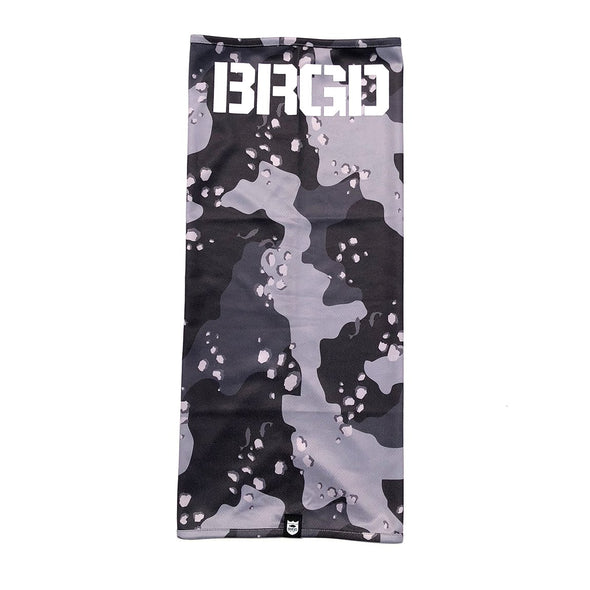 Lake Camo UV Cut Neck Gaitor - Lake Camo Black