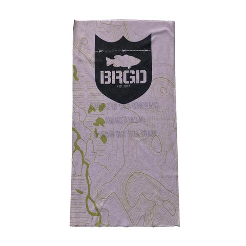 SHIELD LOGO TOPO FACE BUFF