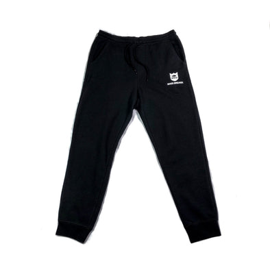 BRGD SWEAT PANTS - BLACK
