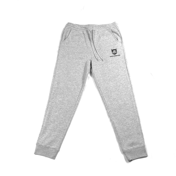 BRGD SWEAT PANTS - Grey Heather