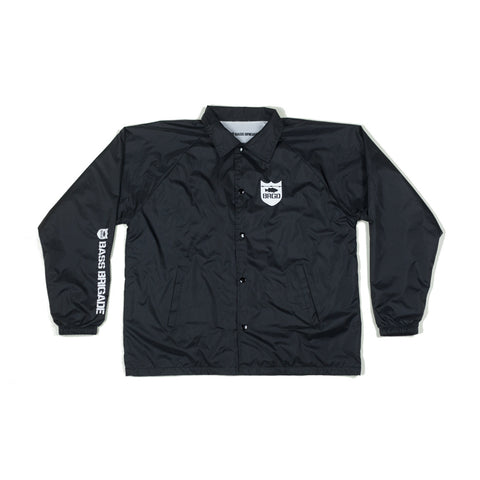 BRGD Arch Coaches Jacket - Black