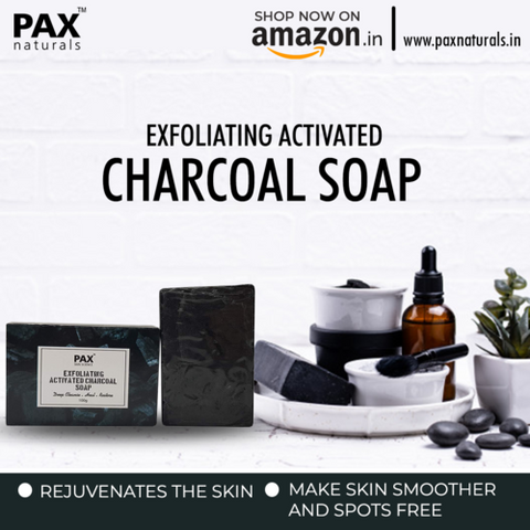 Best Charcoal Soap In India
