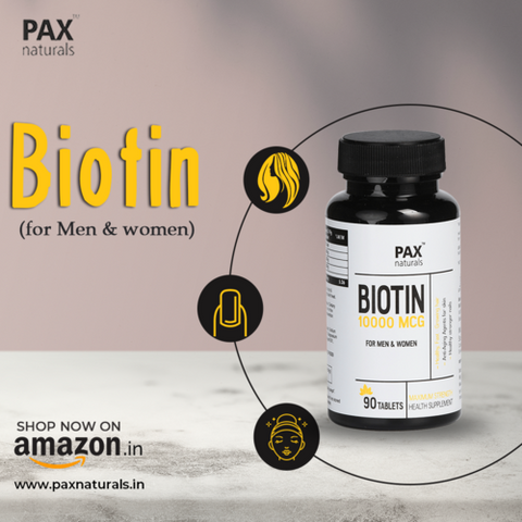 How Long Does A Biotin Tablet Take To Work