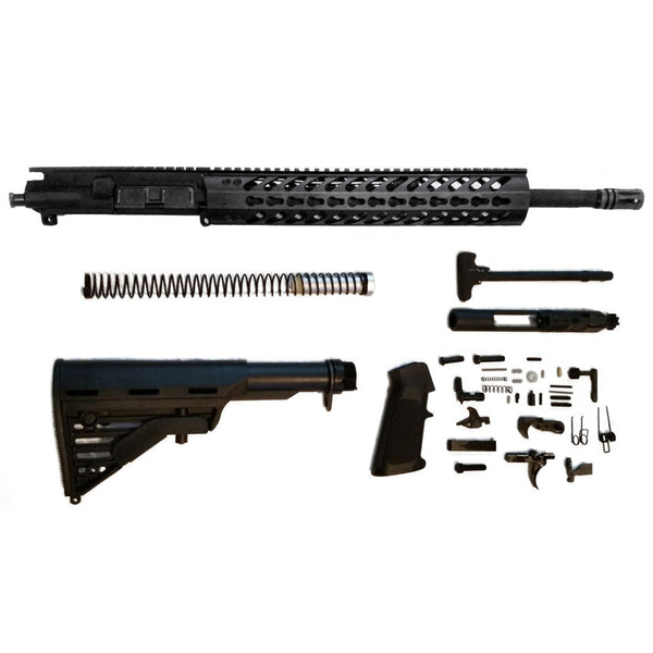 "300 Blackout Build Kit W/12"" Free Float Keymod"