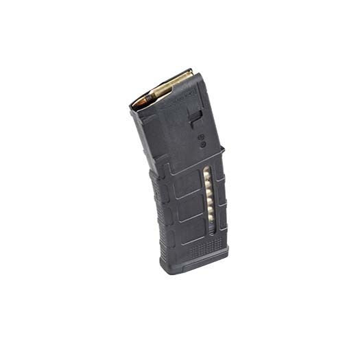 Magpul PMAG® 30 AR/M4 GEN M3, 5.56x45 Magazine, Window, Black (MAG556)