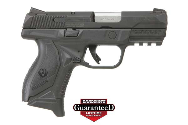 Ruger American Pistol Pro Model Compact 9mm 17 Rd