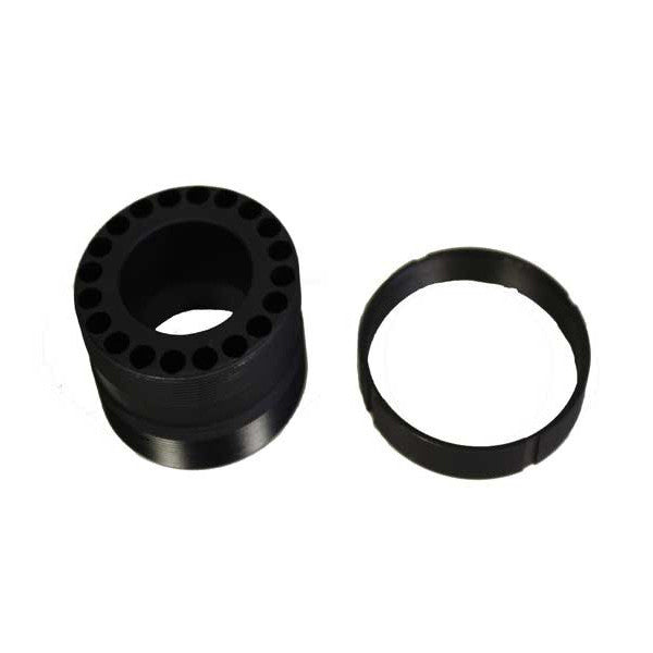AR-15 Barrel Nut & Locking Ring to Fit Free Float Forearm