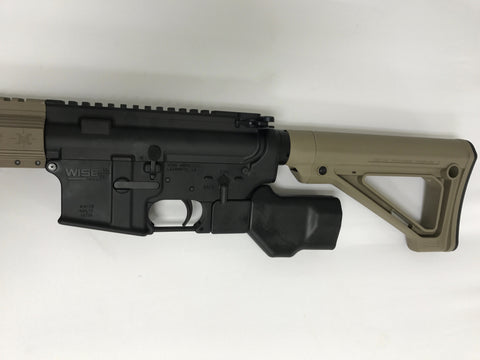 "California Compliant Featureless Wise Arms FDE AR-15 with 15"" Keymod"