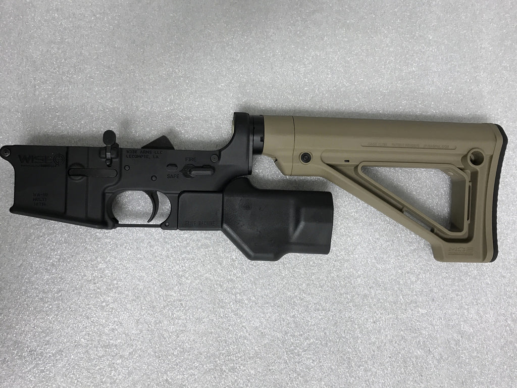 california compliant wise arms fde ar 15 lower wise arms llc