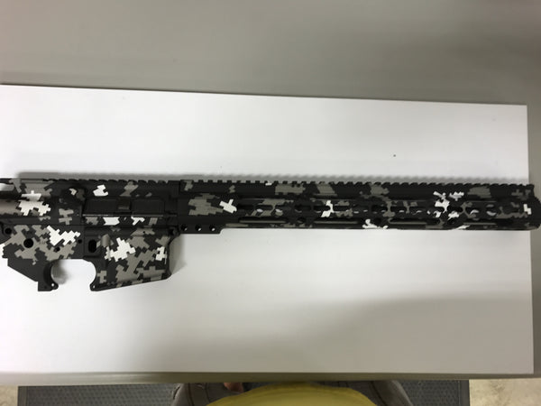 Wise Arms Cerakoted Build Kit ( Digital Camo )