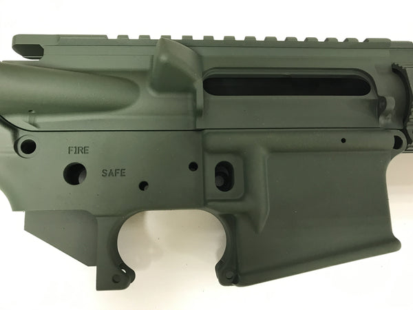 Wise Arms Cerakoted Build Kit ( Highland Green )