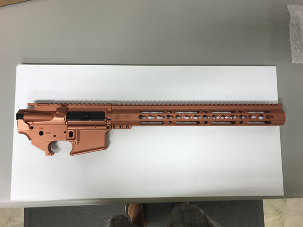 Wise Arms Cerakoted Build Kit ( Copper )