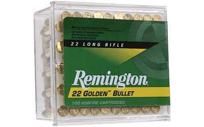 Remington HV 22LR 40GR RN 100PK
