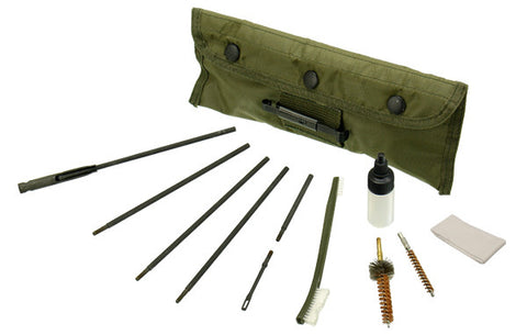 UTG Model 4/AR15 Cleaning Kit Complete with Pouch