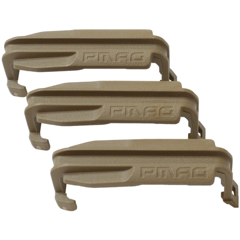 Magpul PMAG™ Impact/Dust Cover – GEN M2 MOE®, 3 Pack