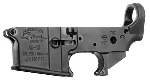 1 - Anderson lower & 1 - Anderson lower parts Kit