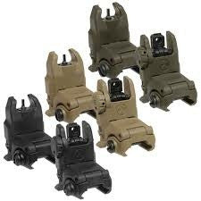 Magpul MBUS Front and Rear back up sight set