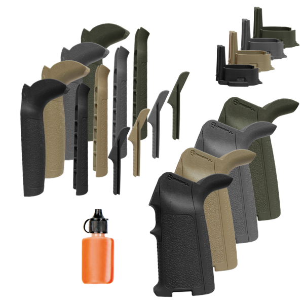 Magpul MIAD GEN 1.1 Grip Kit – TYPE 1