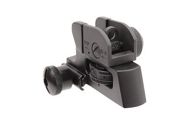 UTG DETACHABLE COMP REAR SIGHT MNT-950RS02-B