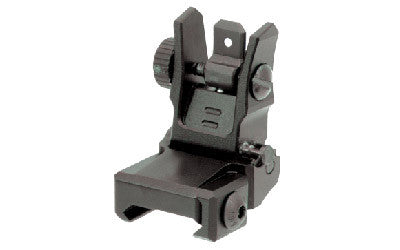 UTG LOW PRO FLIP-UP REAR SIGHT W/DAA MNT-955