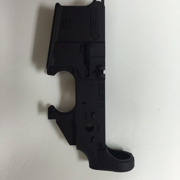 BULK BUY Wise Arms Forged Lower Receivers