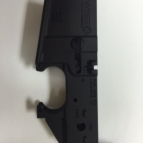 Wise Arms Forged Lower Receivers
