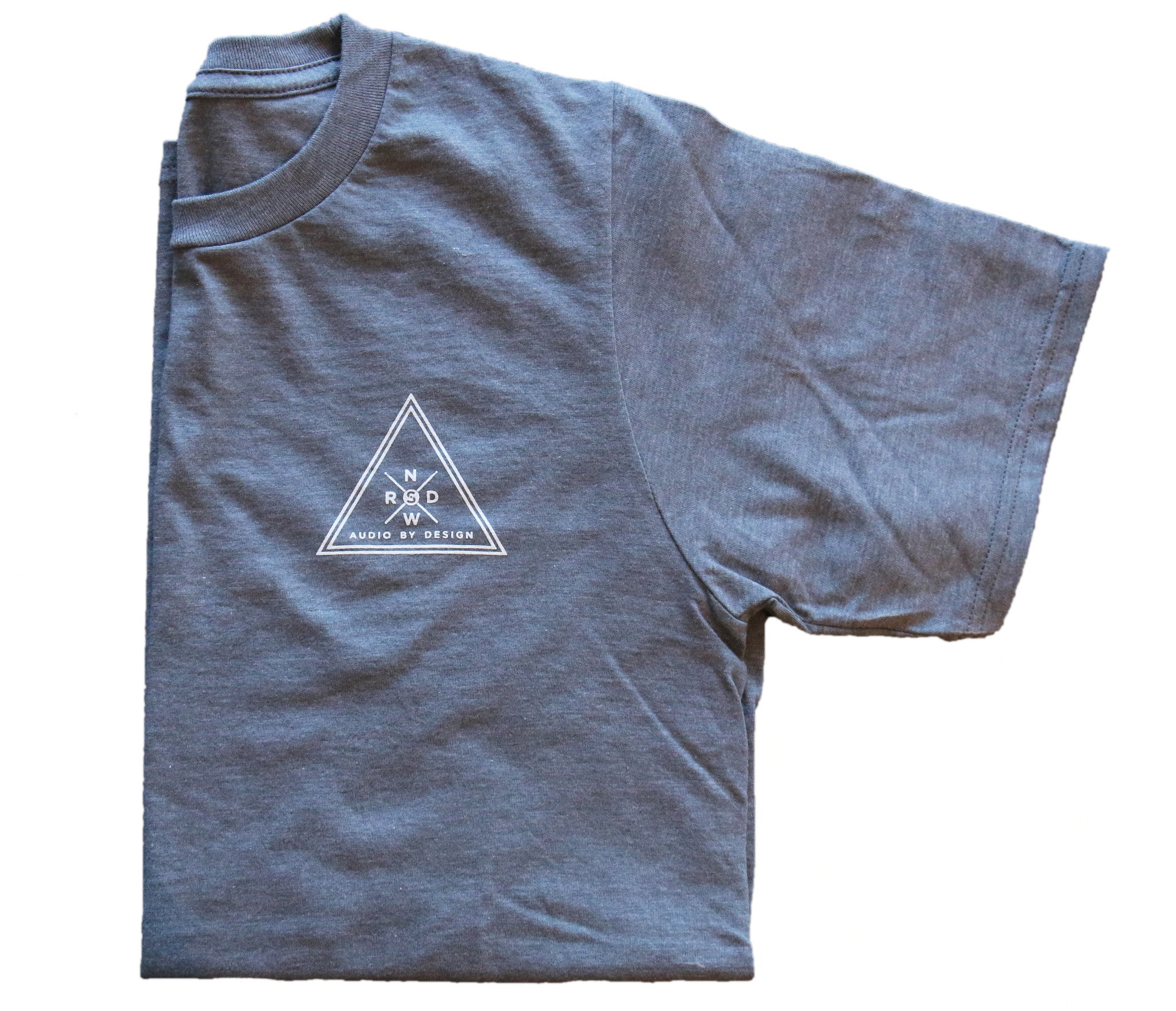The heather grey tee
