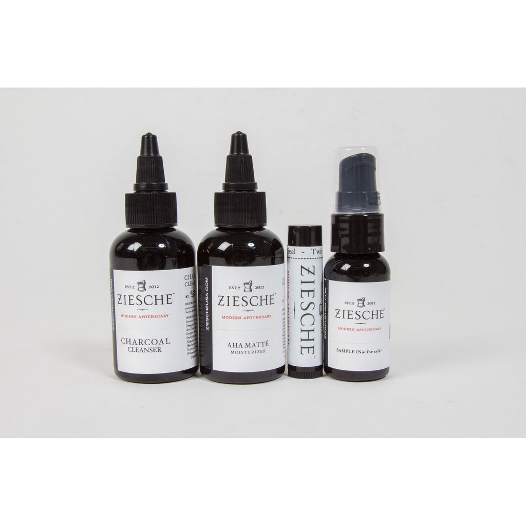 Ziesche - Men's Travel Set - ZIESCHE Modern Apothecary