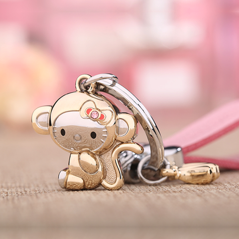 Hello Kitty Key Ring - Florence Scovel - 1