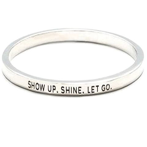 Show Up Shine Bangle - Florence Scovel - 1