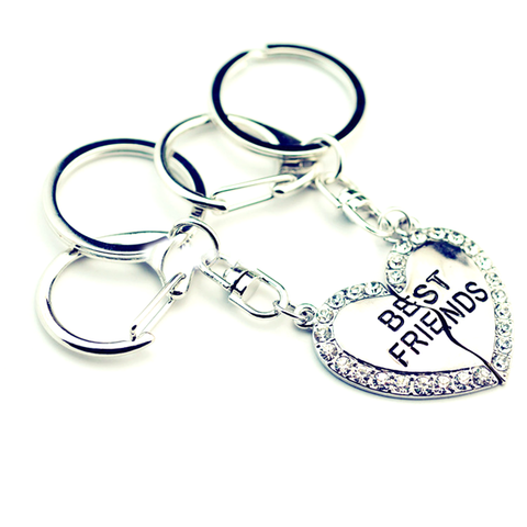 Best Friends Keychain - Florence Scovel - 1
