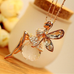 Angel Wing Fairy Necklace - Florence Scovel - 1