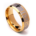 18k Silver Gold Plated Jesus Ring - Florence Scovel - 3