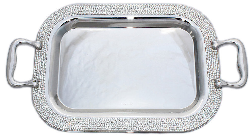Blinged Strass Tray