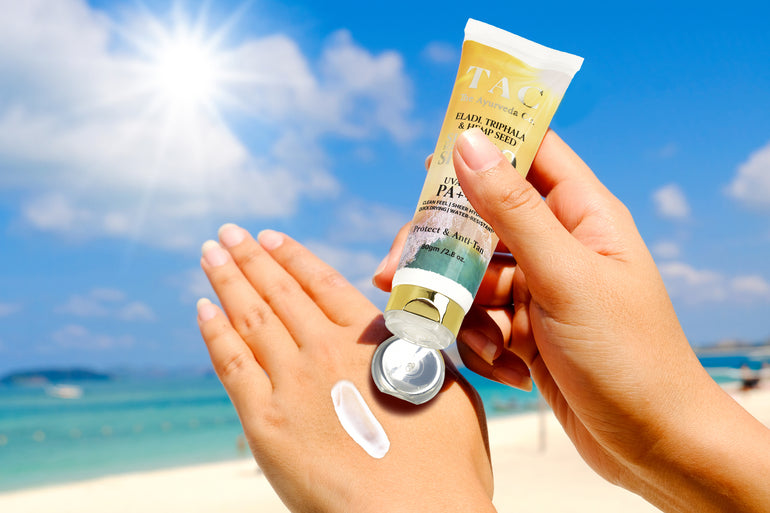 Summer Essentials Sunscreen with SPF 50 Protection