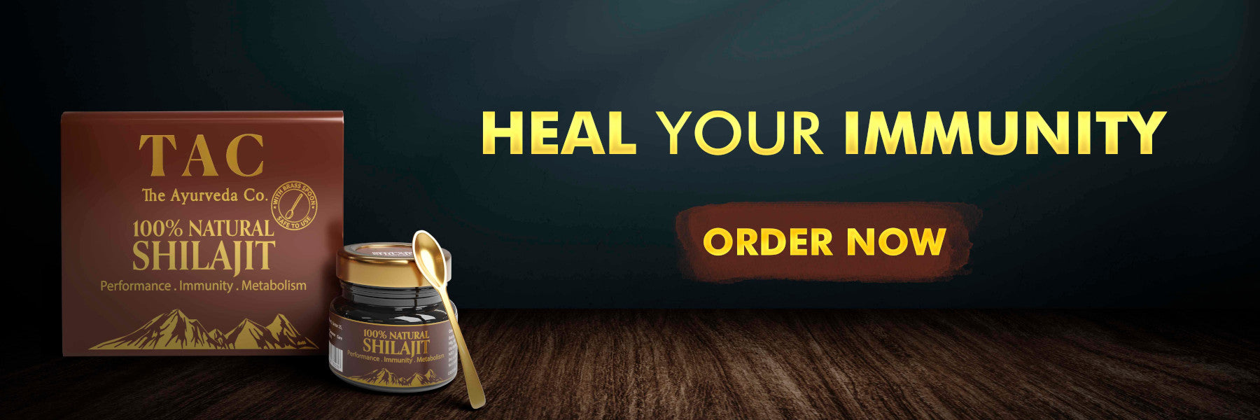 Heal your immunity - TAC for well-being