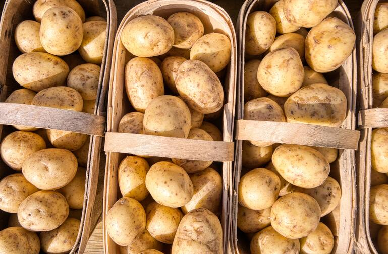Potato Starch: Uses for Skin & Haircare