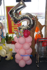 Birthday Balloons and Party Supplies