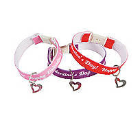 Happy Valentines Friendship Bracelet 12PK - nyea's Party Store