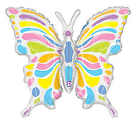 BUTTERFLY Foil Balloon - nyea's Party Store